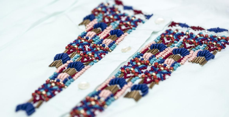 Beads artwork