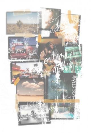 Photo Montage Print
